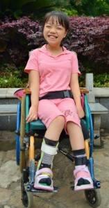 Annie wheelchair